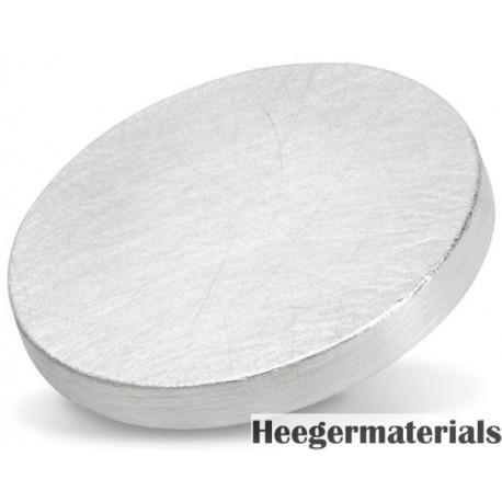 Indium (In) Sputtering Target-heegermaterials