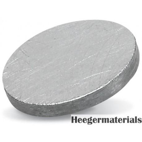 Lead (Pb) Sputtering Target-heegermaterials