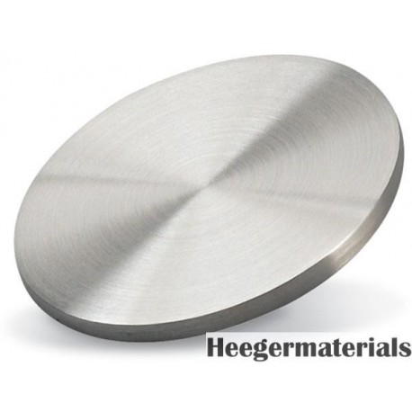 Platinum (Pt) Sputtering Target-heegermaterials