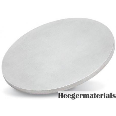 Tungsten (W) Sputtering Target-heegermaterials
