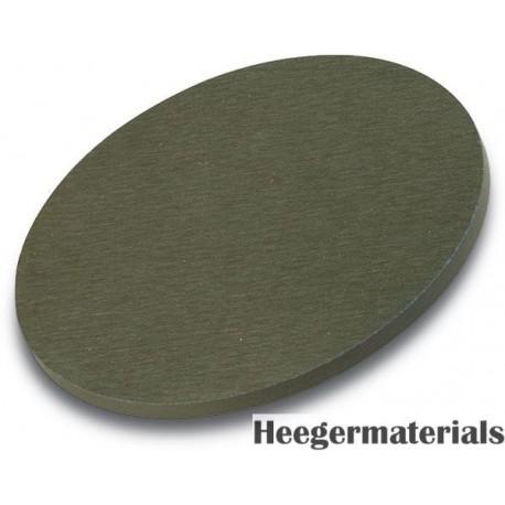 Lead Zirconate (PbZrO3) Sputtering Target-heegermaterials
