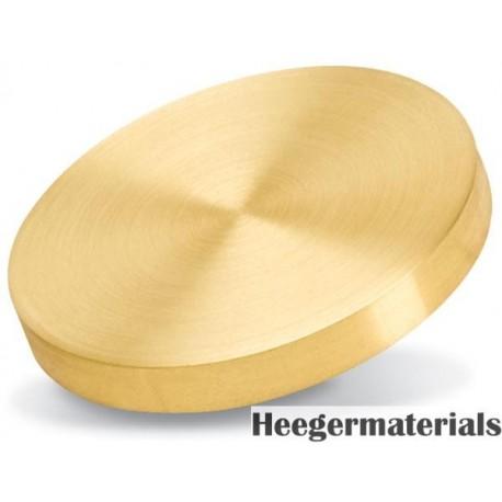 Gold (Au) Sputtering Target-heegermaterials