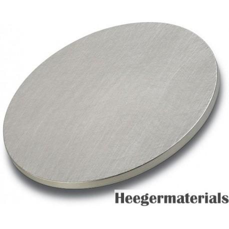 Iron (Fe) Sputtering Target-heegermaterials