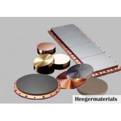 Copper Cobalt (Cu/Co) Sputtering Target