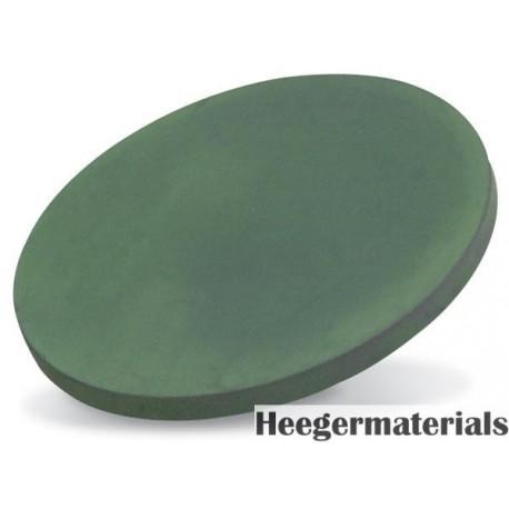 Chromium Oxide (Cr2O3) Sputtering Target-heegermaterials