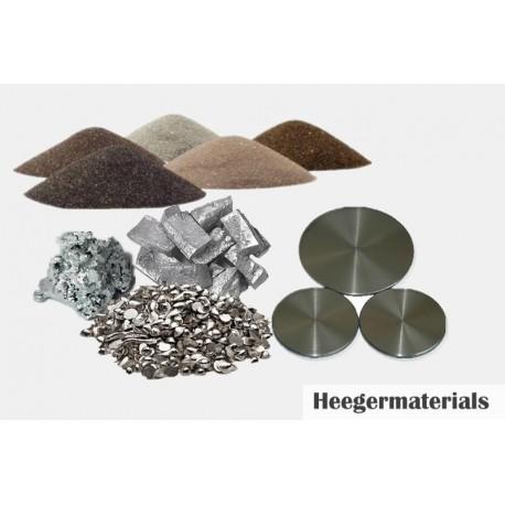 Europium (Eu) Sheet Europium Foil Europium Disc-heegermaterials