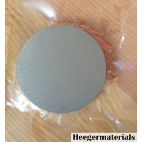 Tungsten Telluride (WTe2) Sputtering Target