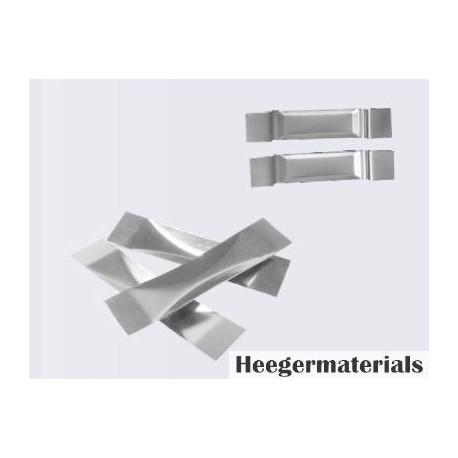 Molybdenum Boat (Mo Boat)-heegermaterials