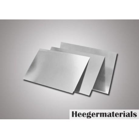 Tungsten Sheet-heegermaterials