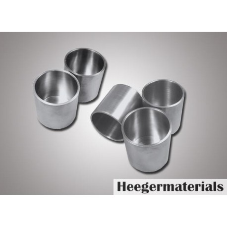 Tungsten Crucible-heegermaterials