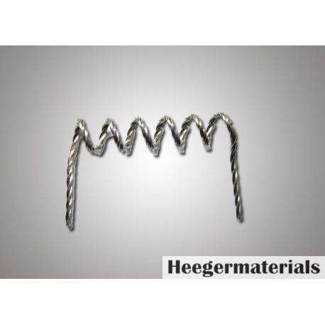 Tungsten Heater-heegermaterials