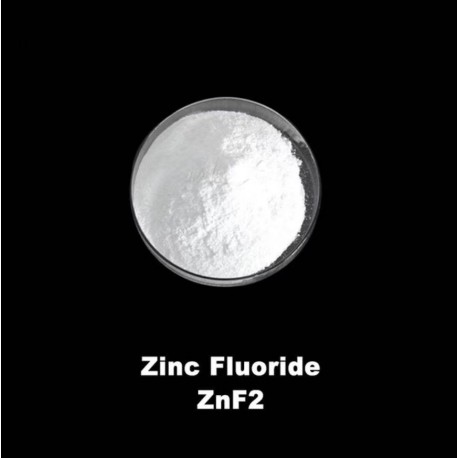 Zinc Fluoride (ZnF2) Powder, CAS 7783-49-5-heegermaterials