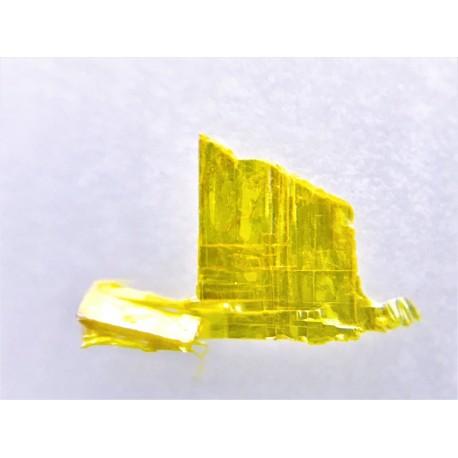 Arsenium Sulfide Crystal   As2S3-heegermaterials