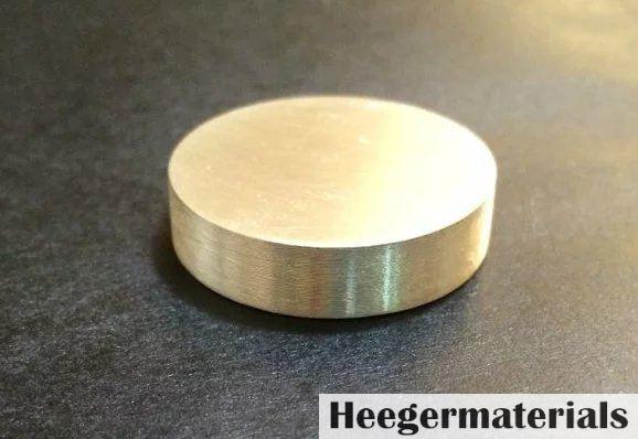 Silver (Ag) Sputtering Target