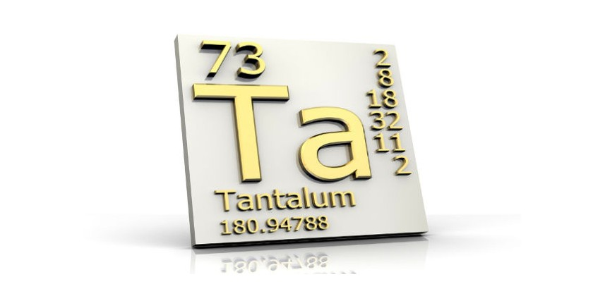 Pure tantalum - or maybe an alloy? Heeger Materials tell you.